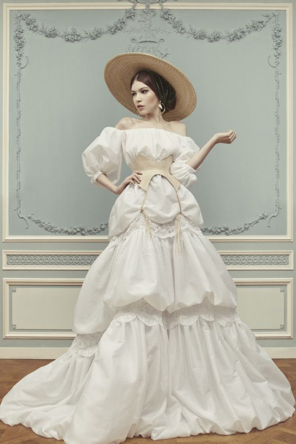 Ulyana Sergeenko Couture 2013 Spring/Summer