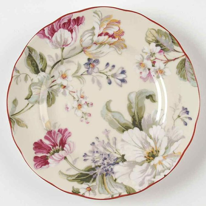 Gisela Appetizer Plate by 222 Fifth (PTS)