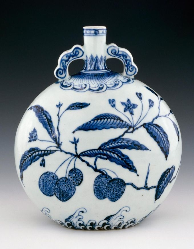 Ming Dynasty porcelain from China
