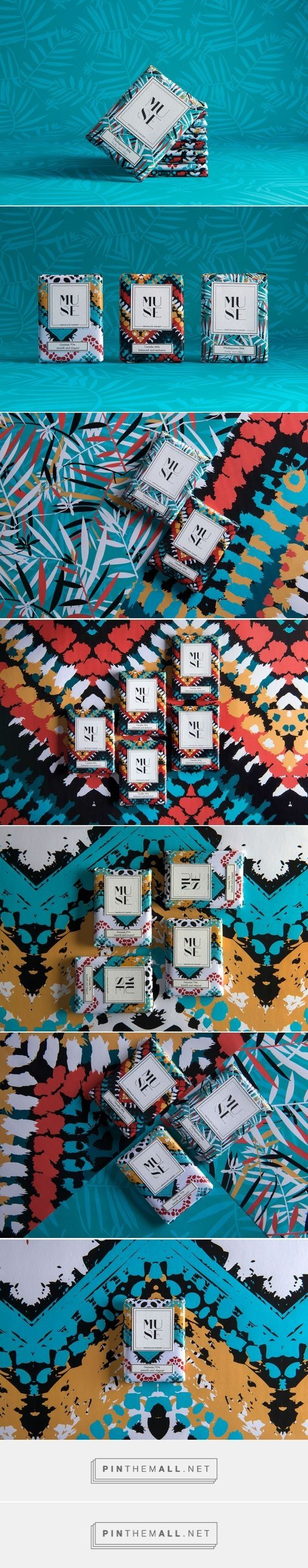 Muse Chocolate Origins Branding by Mo Kalache | Fivestar Branding – Design and Branding Agency & Inspiration Gallery