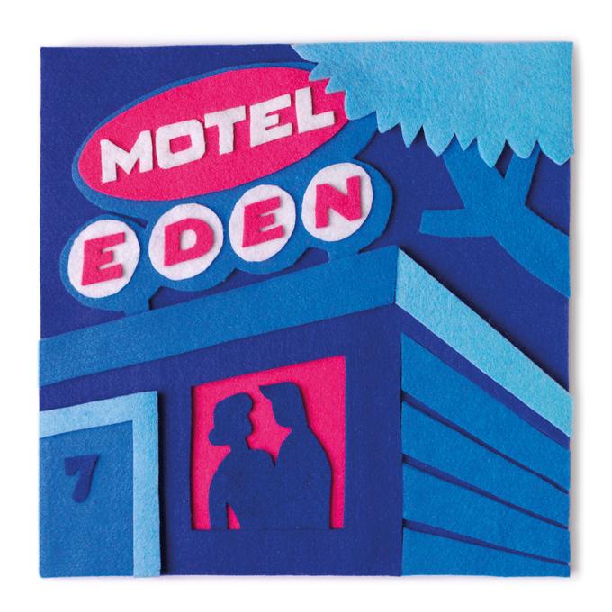 Motel EdenCompetition Entry - September 2013