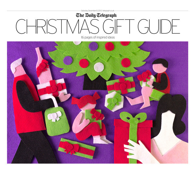 ........................................................................................................................................................................................................The Daily TelegraphChristmas Gift Guide