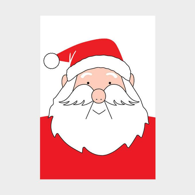 Saint Nicholas - Christmas Card