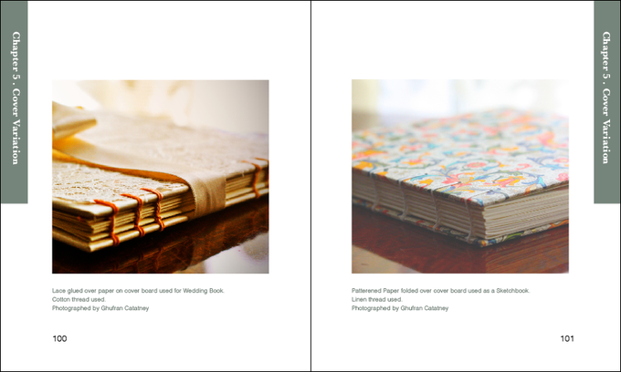 PHOTOS PREVIOUSLY STITCHED BOOKS