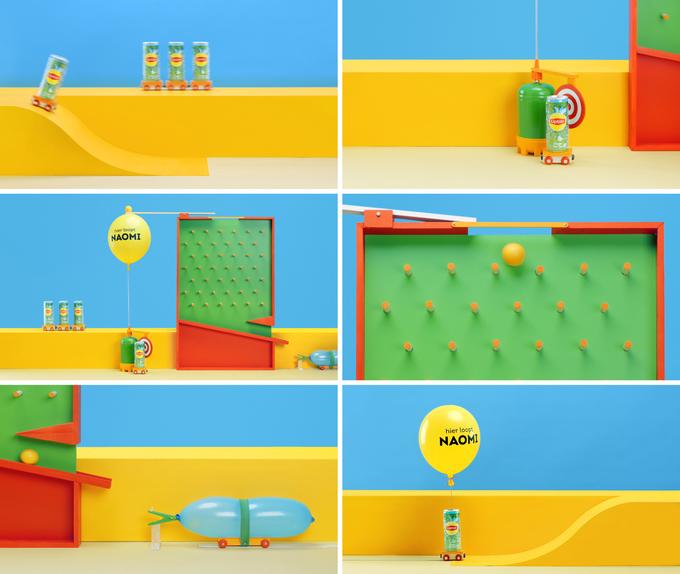 Lipton Ice TeaFestival Tips commercials