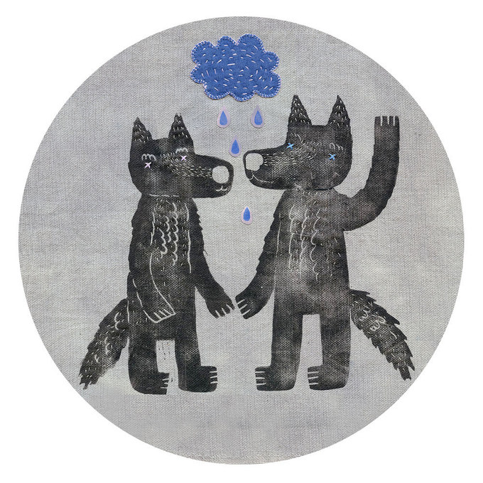 Illustration for self-promo