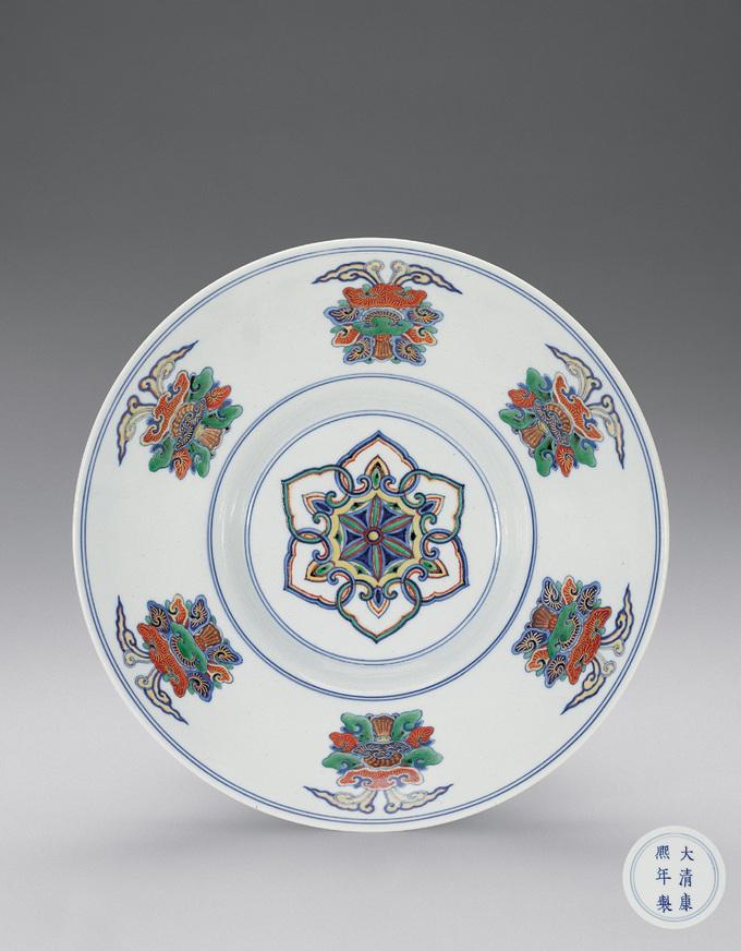 明清官窑瓷器