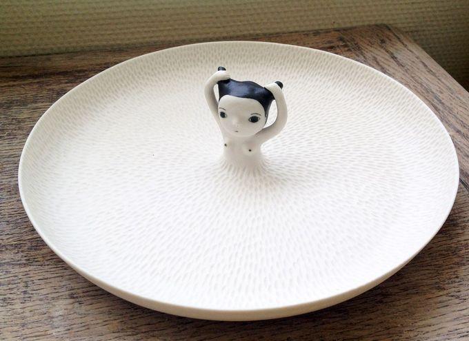 可爱而有趣的陶瓷创意