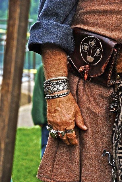 Merchant at Viking Fest by taylor.a, via Flickr: