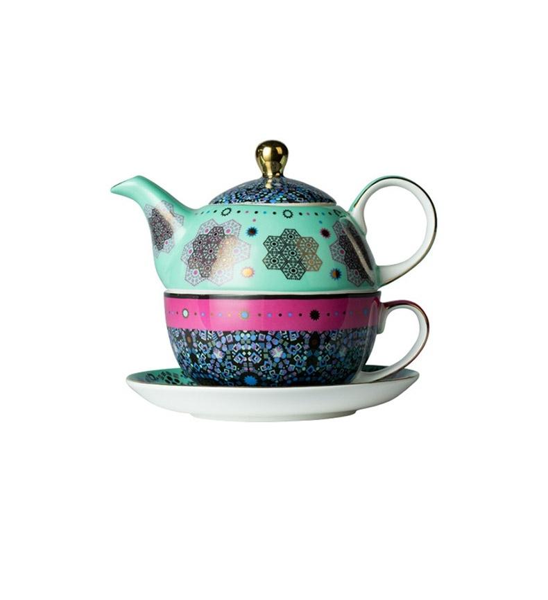 欧式茶杯套装家用茶具