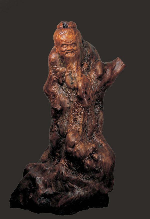 [转载]木雕艺术4
