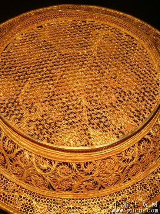 花丝镶嵌工艺品