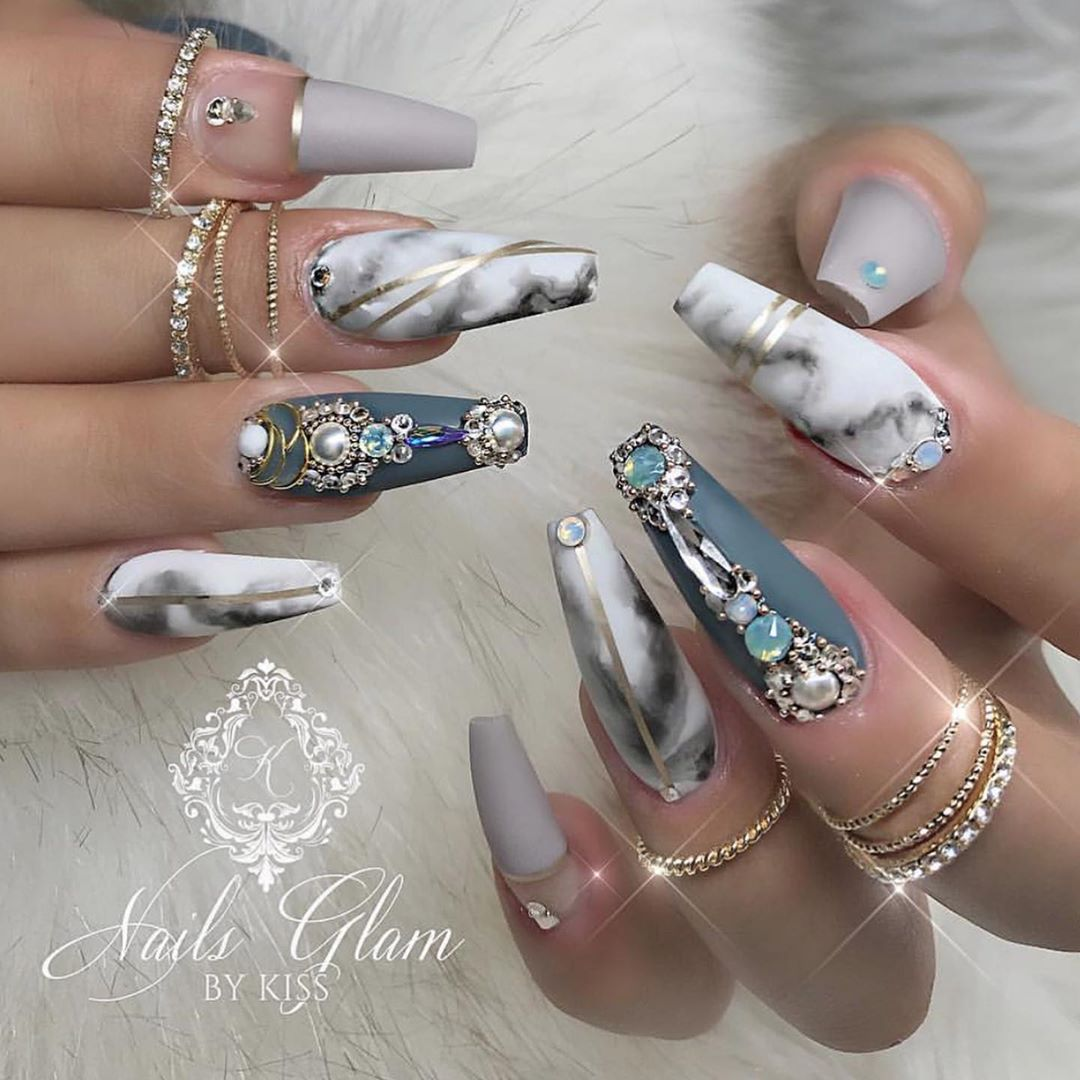 Picasso 1,2,3,4 or 5? Which ones do you prefer?: @nails_glambykiss