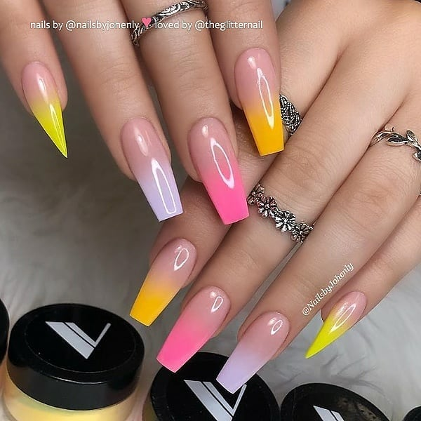 1, 2, 3, 4 or 5? Pick your favorite and leave a comment below!  Nail Artists:1 2 3 4 5  Follow them for more gorgeous nail art designs Turn on post notification, if you don't want to miss any of my posts