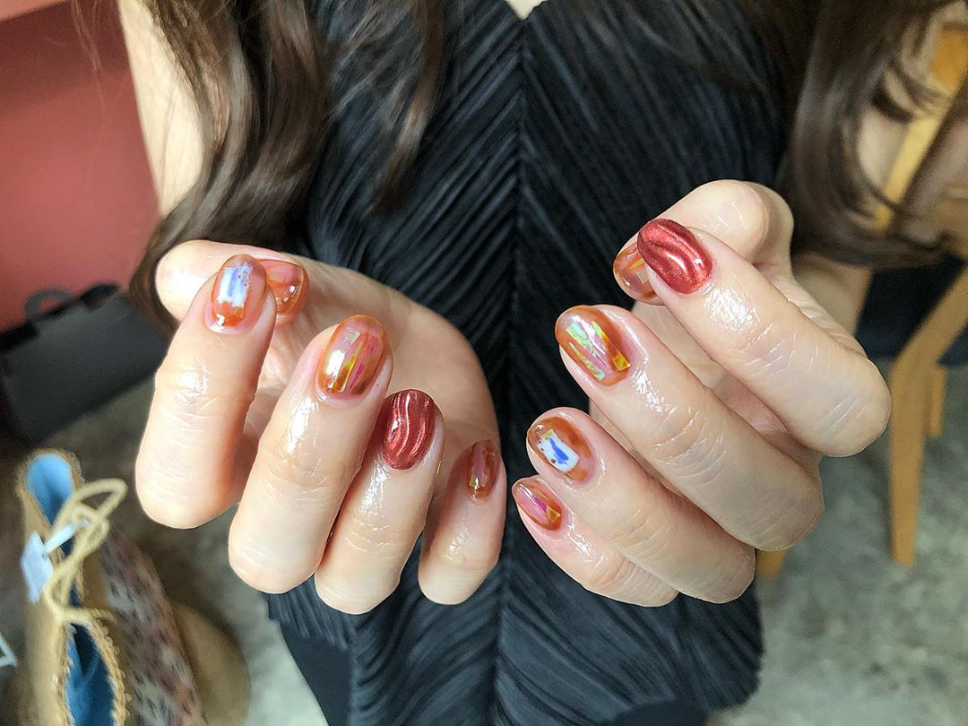 Do you need this for the holidays?...Make a Reservations please call 096-669-2996 or Line: benbenz.bb glitternails