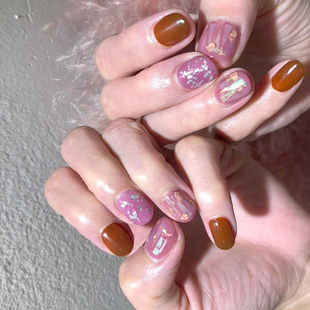 Back to basic ...Welcome All The Nail Art LoverReservations please call: 096-669-2996 or Line: benbenz.bbNailart  Manicure  Pedicure  Spa services glitternails