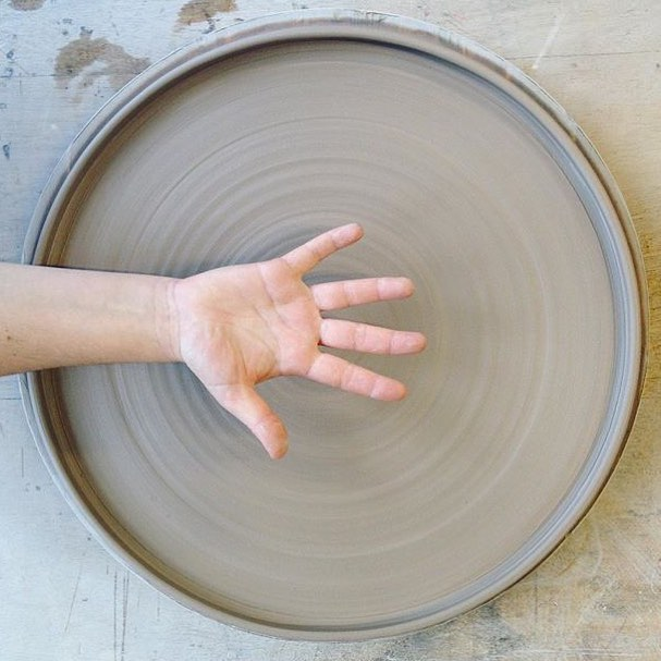 Grace McCarthy | Stoneware | Plate | ...instaceramics