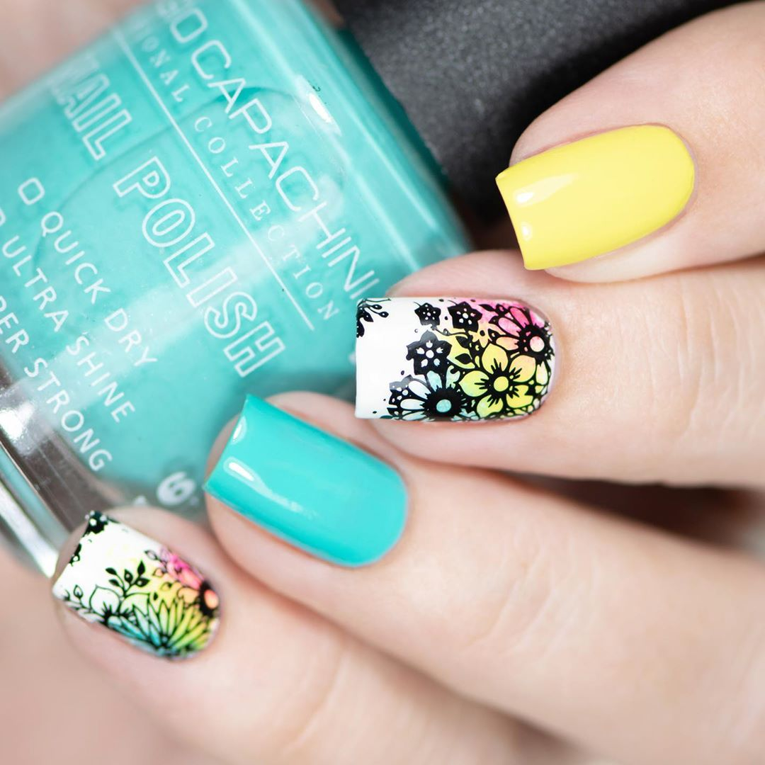 02, 101, 110  112.    B037 Growing Beauty. perfectnailskrmk