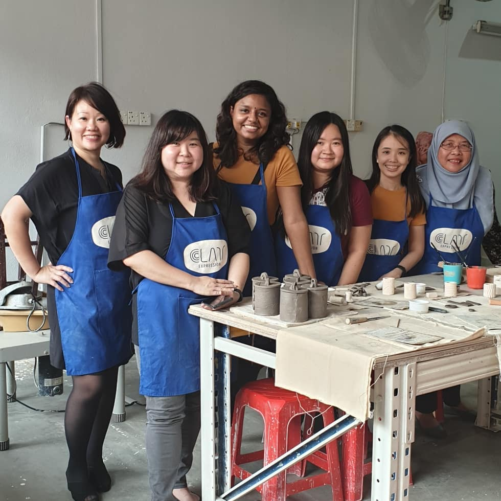 Thank you for joining us! Private group workshop for IKEA's Marketing team.wheremagicishandmade