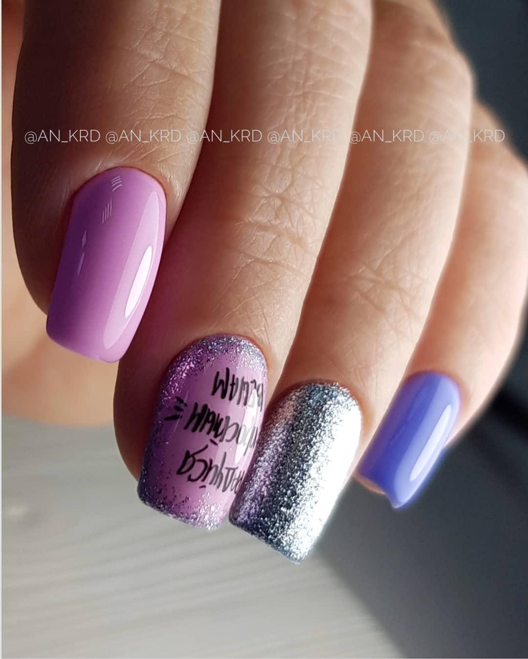 ----------------------  :  - one nail strong    -   - nail passion
