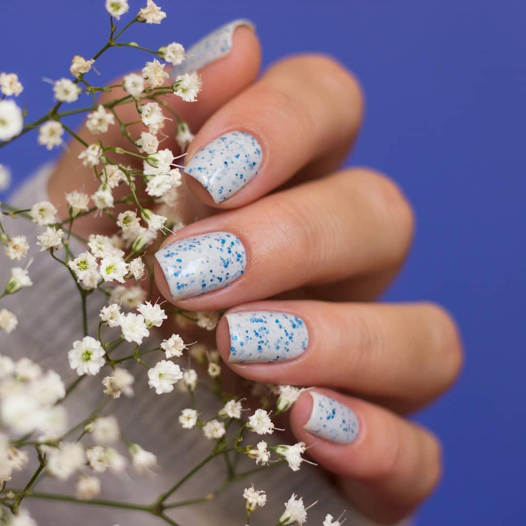   Faith auf den Fingerngeln fr Franzi-frische Fingerspitzen   Den Lack knnte ich mir noch hunderte Male anschauen. Ich bin verliebt.      .nailsmakeus