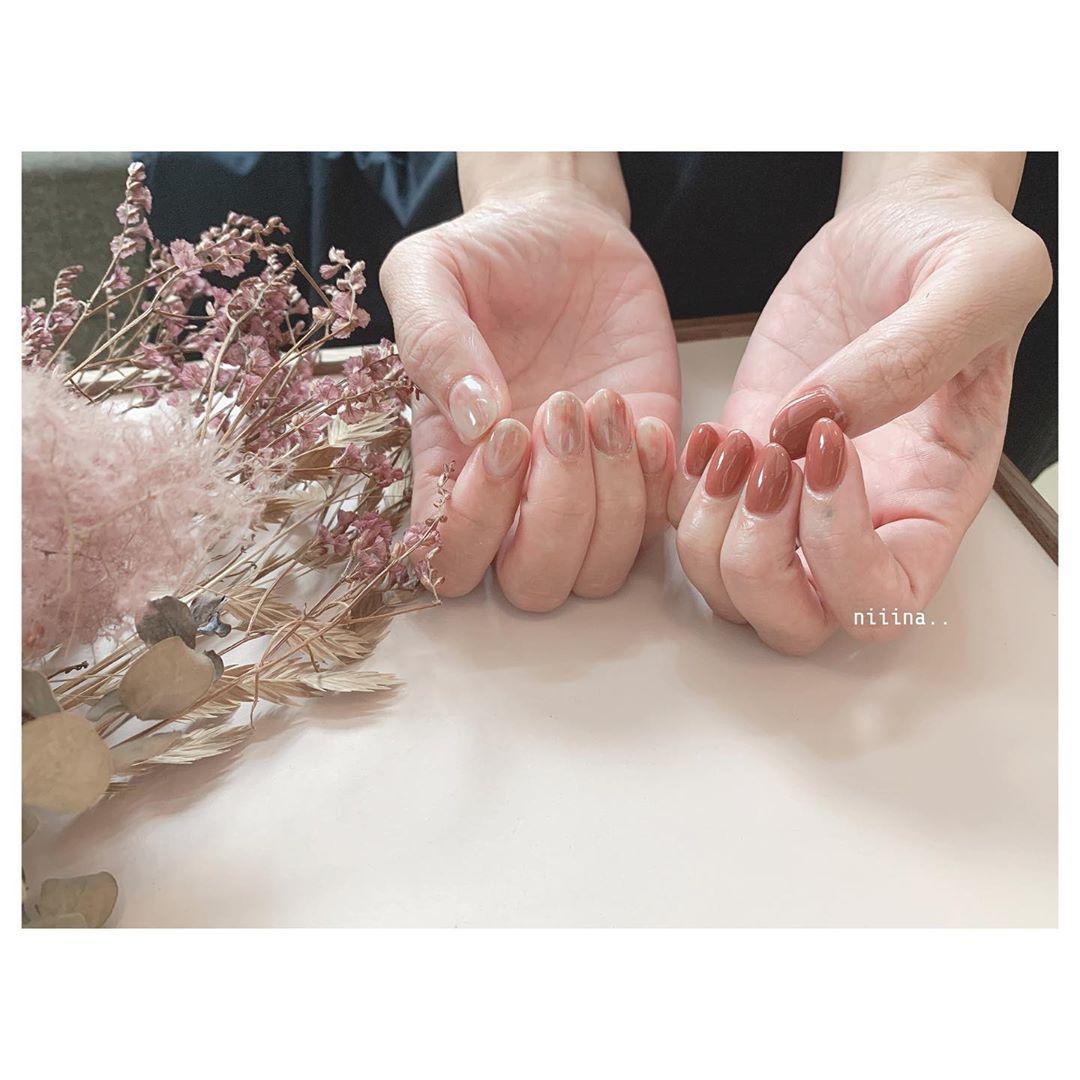**.. ***nailspregelnuancenailflowers