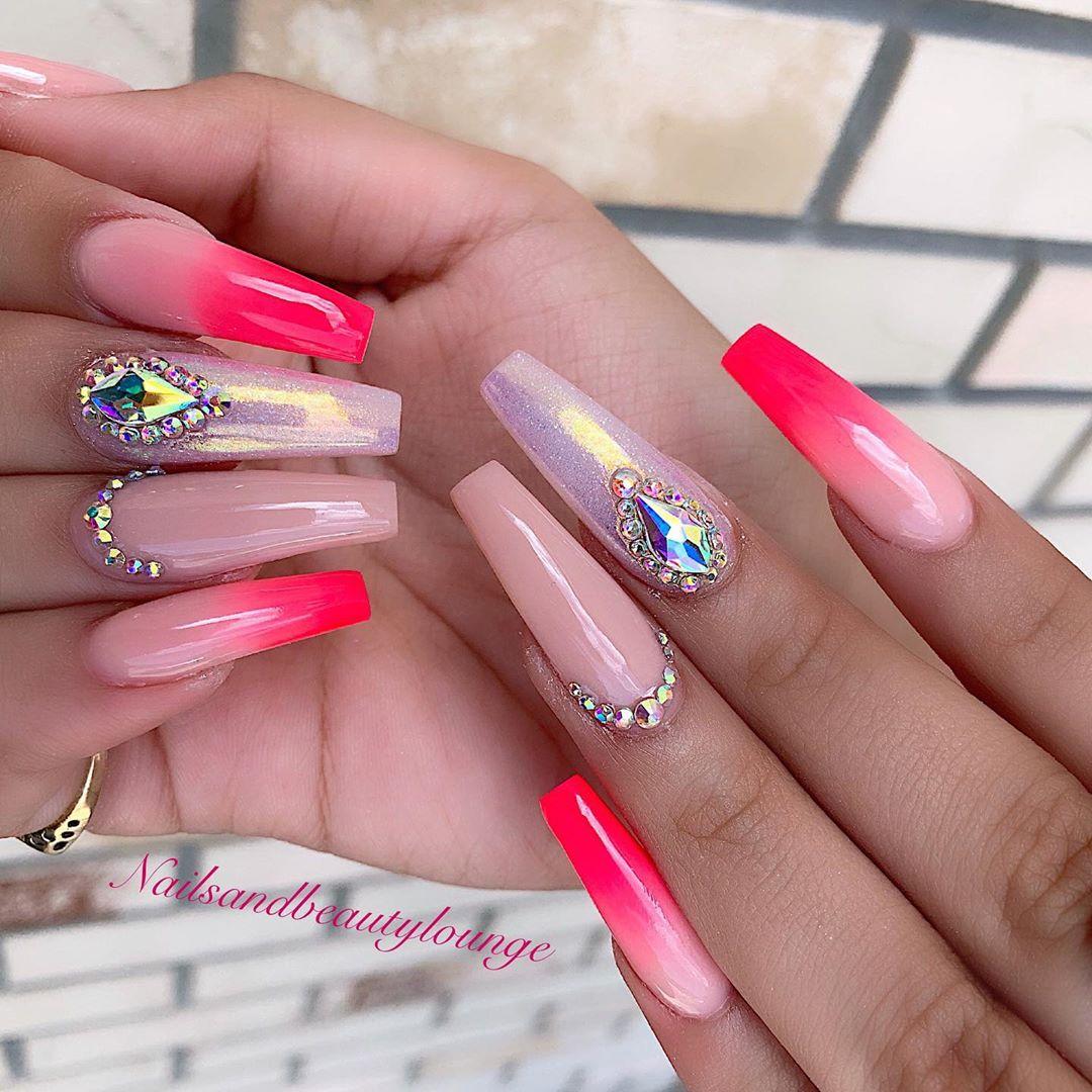Summer nails ------nailsart