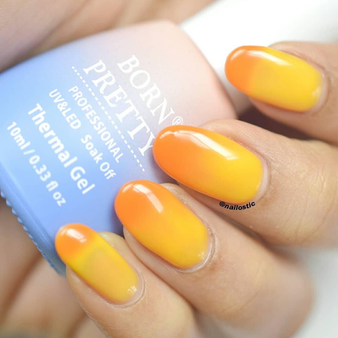 This is Temperature Color Changing Soak Off UV Gel Lacquer from item id 41673Don't forget to use 10% Discount Code PRTW10 at BPS. ....instanails