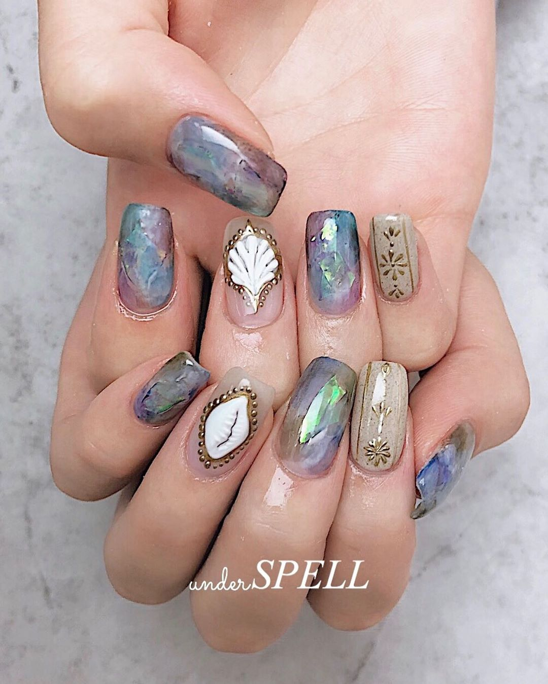 shellnail