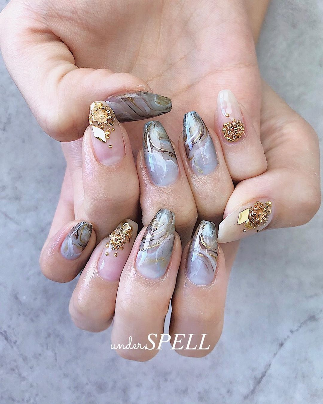 nuance nail