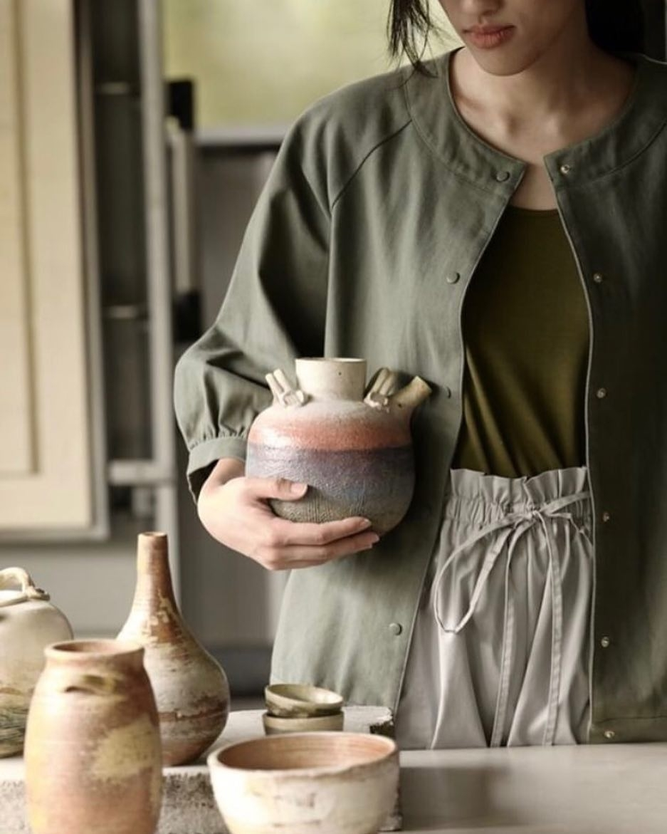 Ceramic from  For more, go to their profile!----