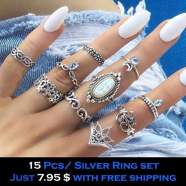 15 Different Ring Designs that give you a unique and sexy look It is not for every woman, it is only for a special lady who has the sense of class in her @wish_n_take