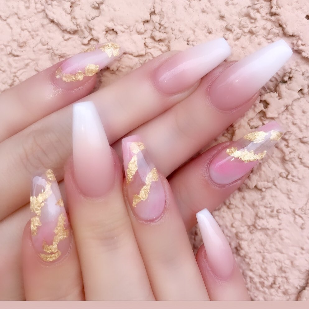 Morning vibes  Double tap  FOLLOW glitterombrenails