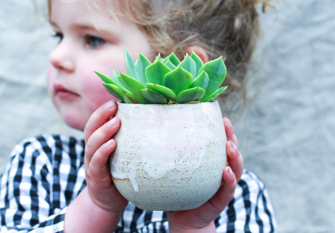 So excited about the workshop tomorrow with Mamas  kids! We are making and decorating planter pots from 10am onwards. Looking forward to all the smiley faces. This workshop is sold out and for those who missed out Ive still got some spots left in next weeks INTRO TO CERAMICS Workshop. And the PLATES with MULLED WINE workshop is selling out fast so get in quick. (Bring a friend and save too) **link in bio for bookings**