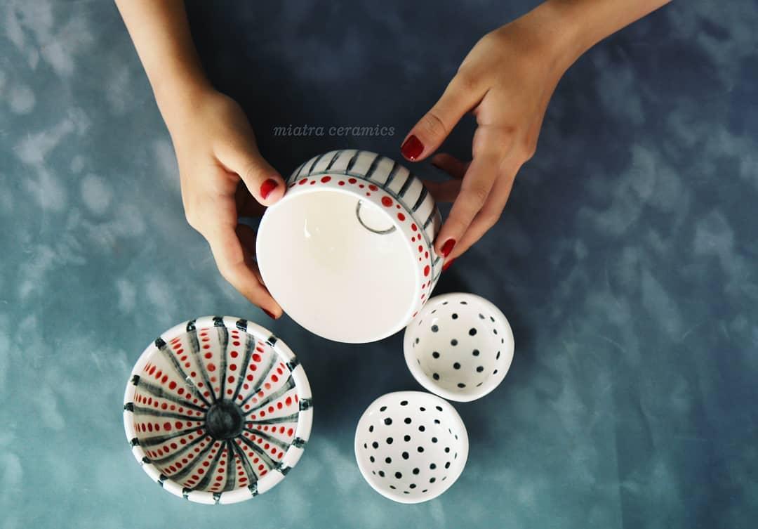 Miatra ceramics