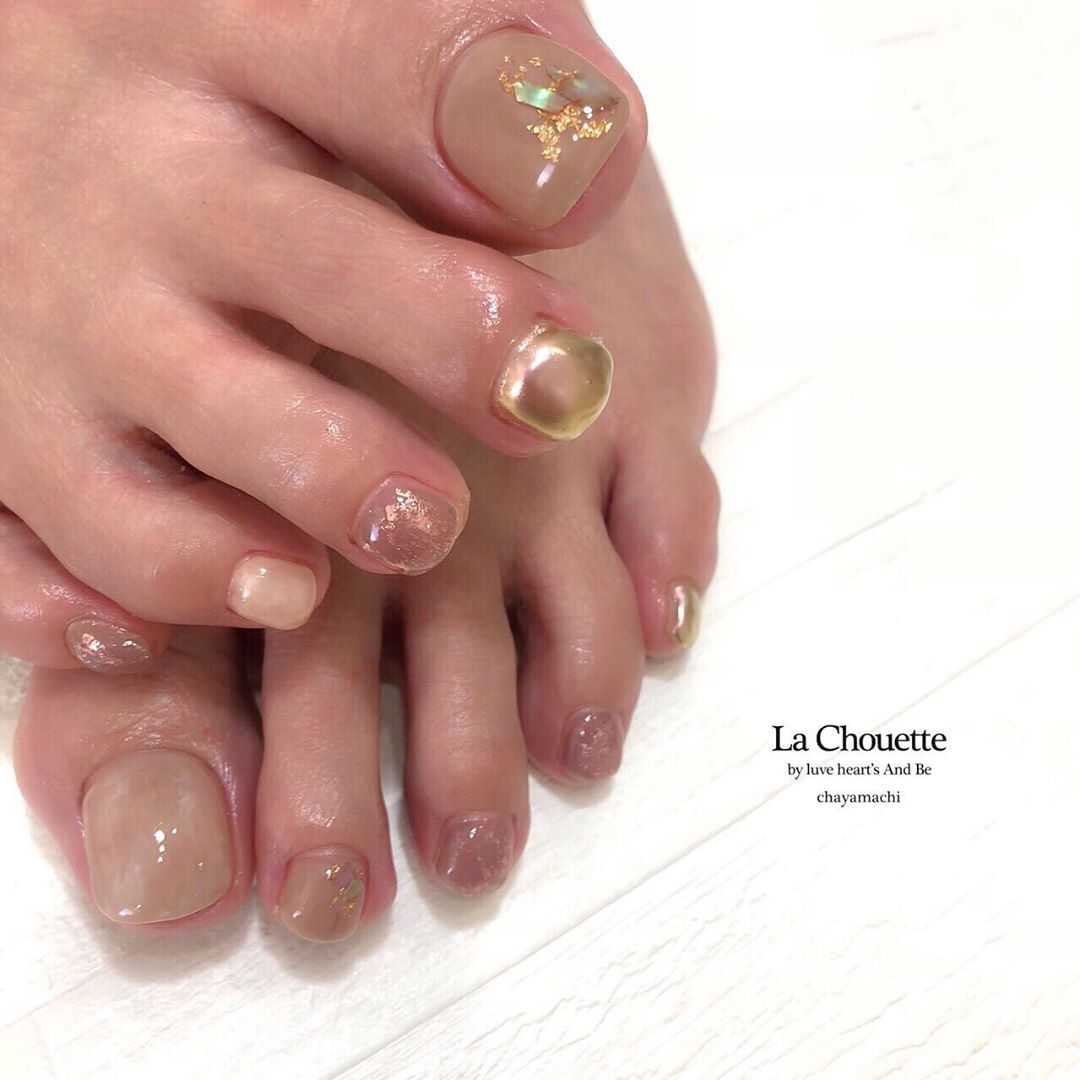 nudie foot  color (10art course + option)