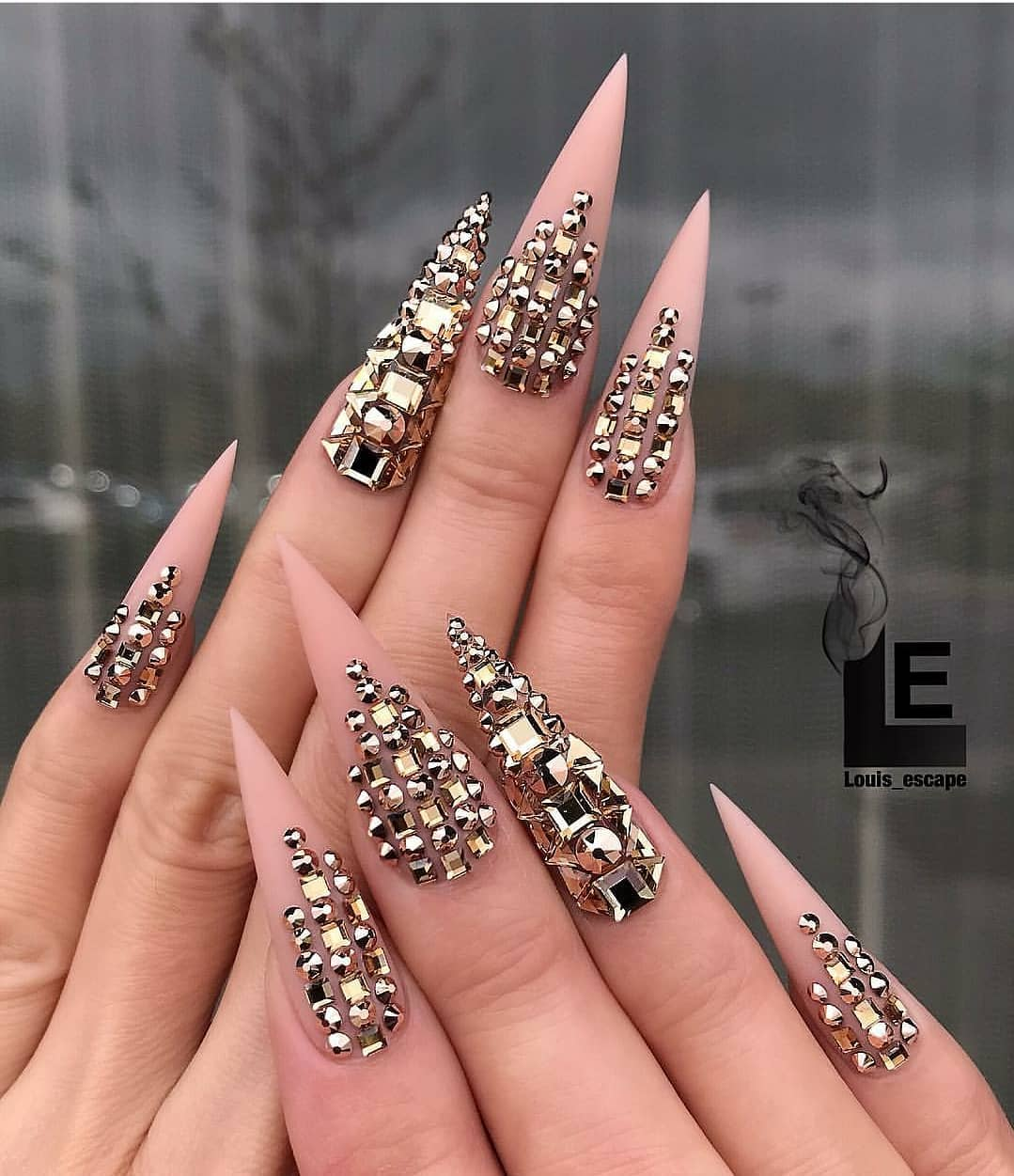 on point! By  .....naillove