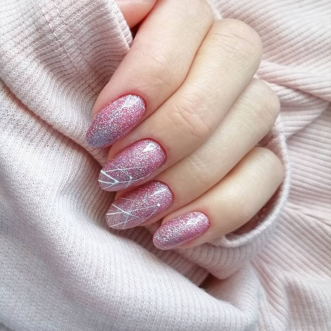 Baby Pink Rainbow Gel  Painting Gelsoft and gentle like a dreamVIA Shade find it at:www.rosalind.cn_manicurerosalind