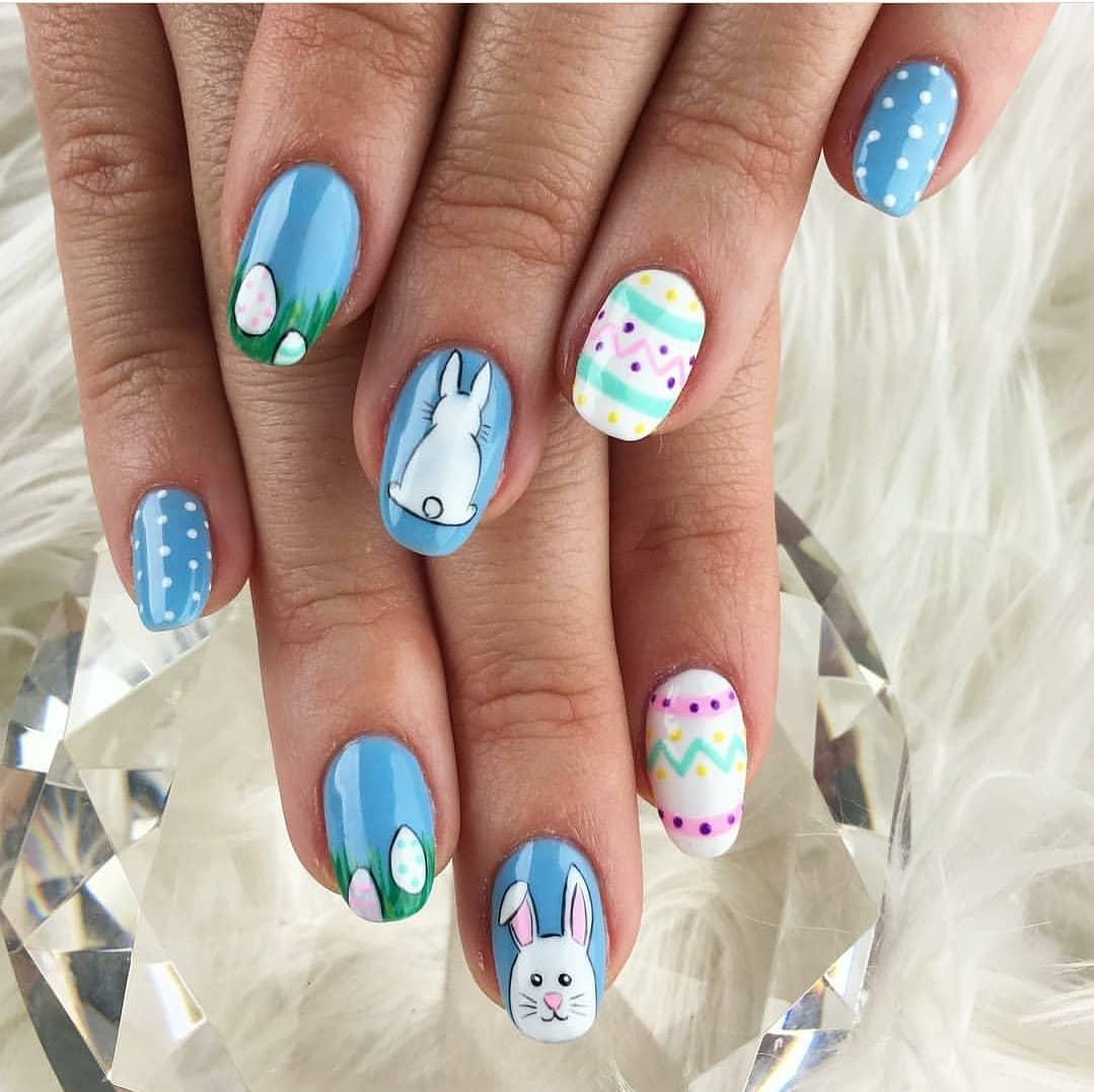 Easter cuties by  ..... uasdecoradas