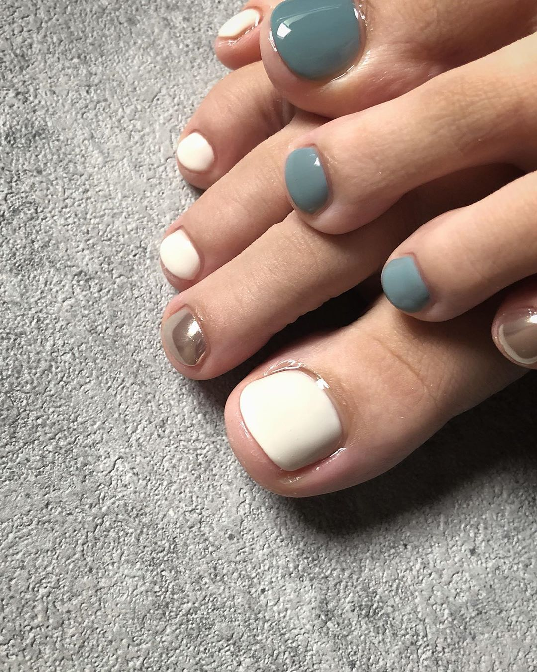 .ivory.   candynails