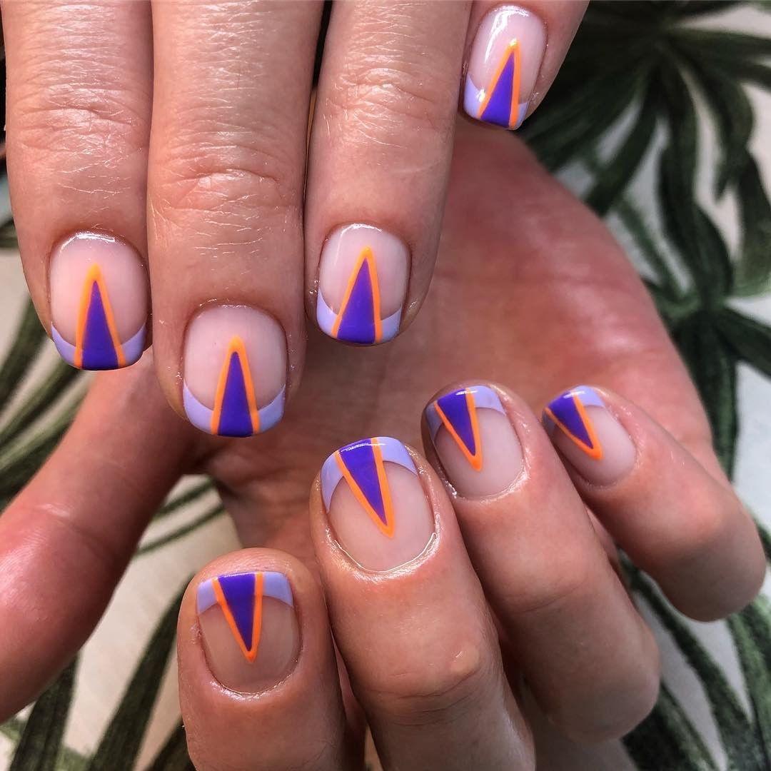 Gummi, Video Violet, and Electric Orange walk into a salon  @silkyway_dk