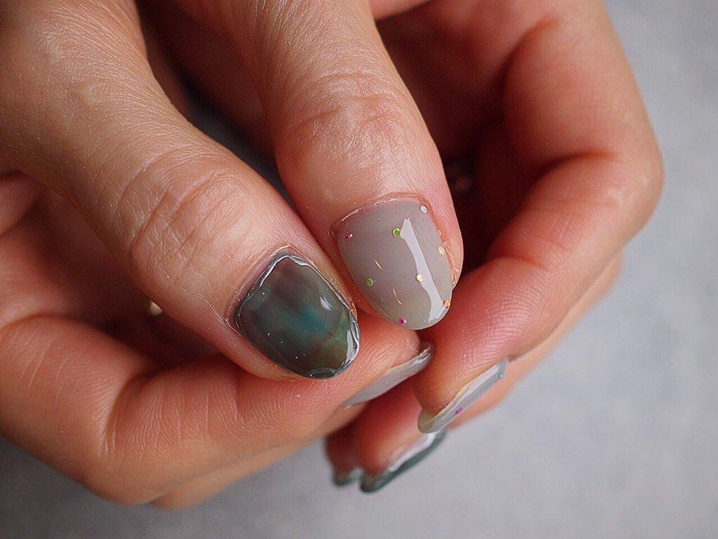 .....nail salon mignonespace.1-15-18FRANCE bldg.2F.LINE nailmignon.7.8.9.