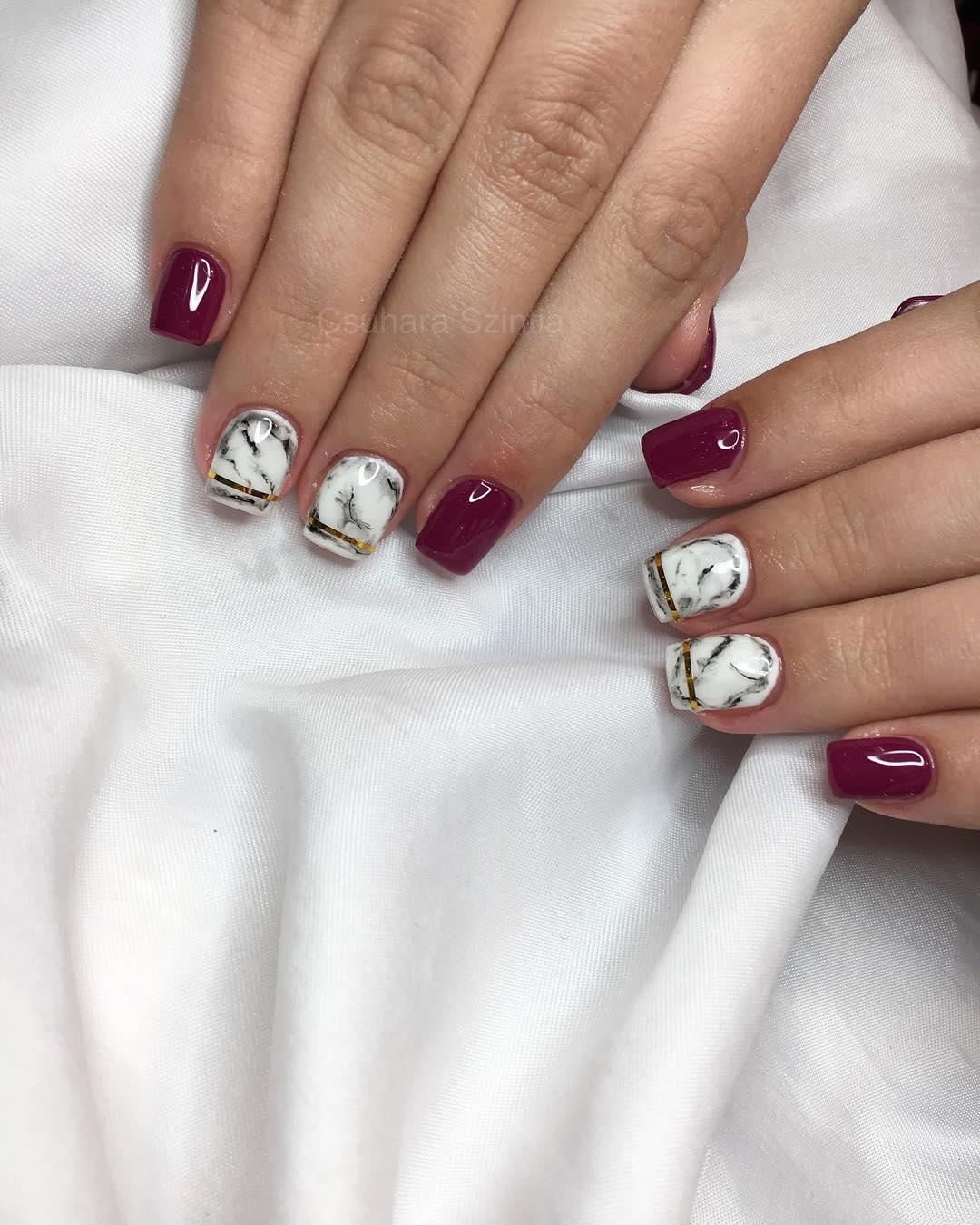 Mini zsel nailstagram