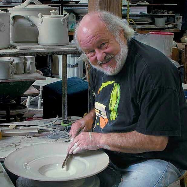 Robin Hopper, ceramic artist, writer, and educator passed away last week. He was an engaging writer, whose books have helped many artists advance their understanding of ceramics. His work has appeared in Ceramics Monthly for many years. He has left his mark on the field of ceramics, inspiring and becoming a mentor to many. He will be missed. CeramicsMonthly