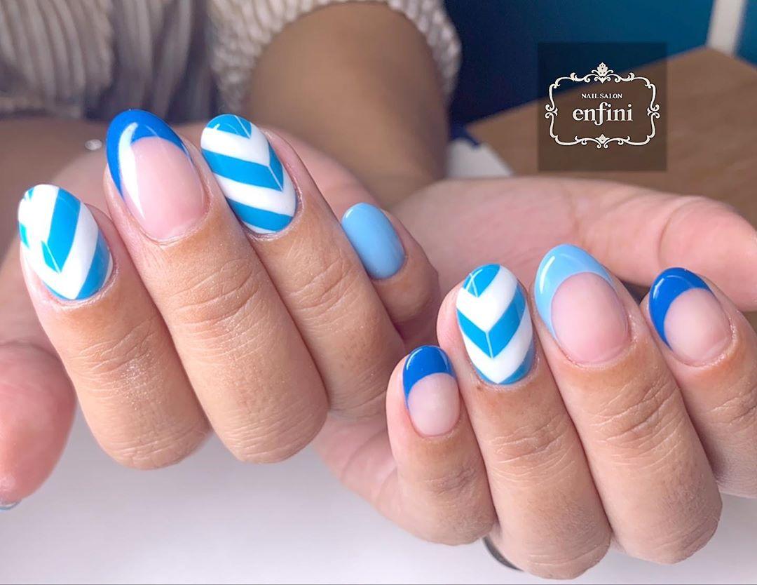 blue*