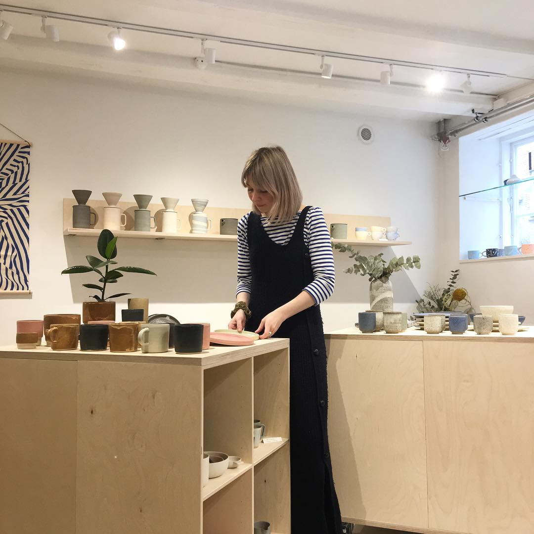 Our newest addition to the Yonobi family: we welcome Paloma! She will be in-store every Saturday  Originally from Melbourne, she has worked with artisans around the world including Mud Australia, and Samantha Robinson. Coming from a family of crafters and makers, her love for ceramics grew organically and continues to this day