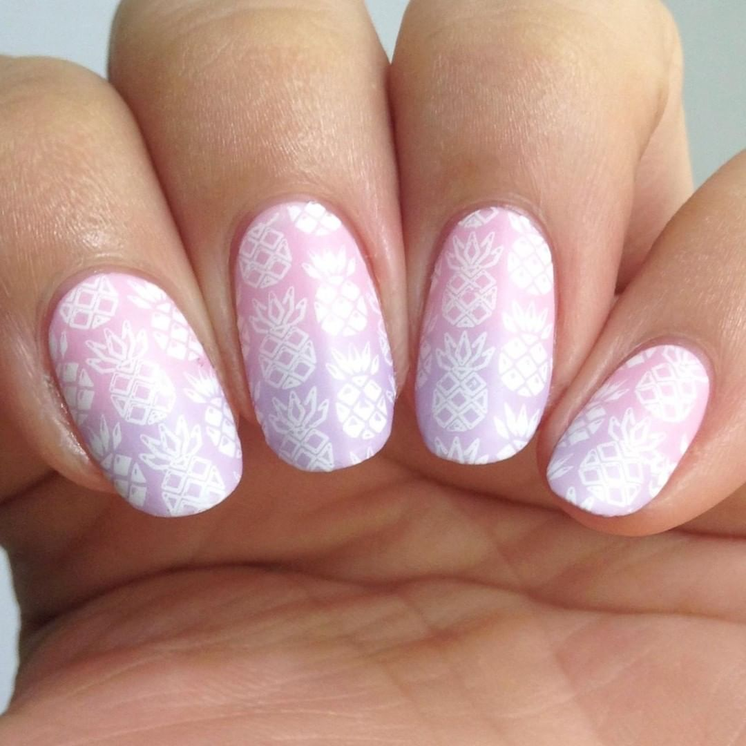 Happy Aloha Friday! Who's planning on staying in and doing nails this weekend? : purplenails