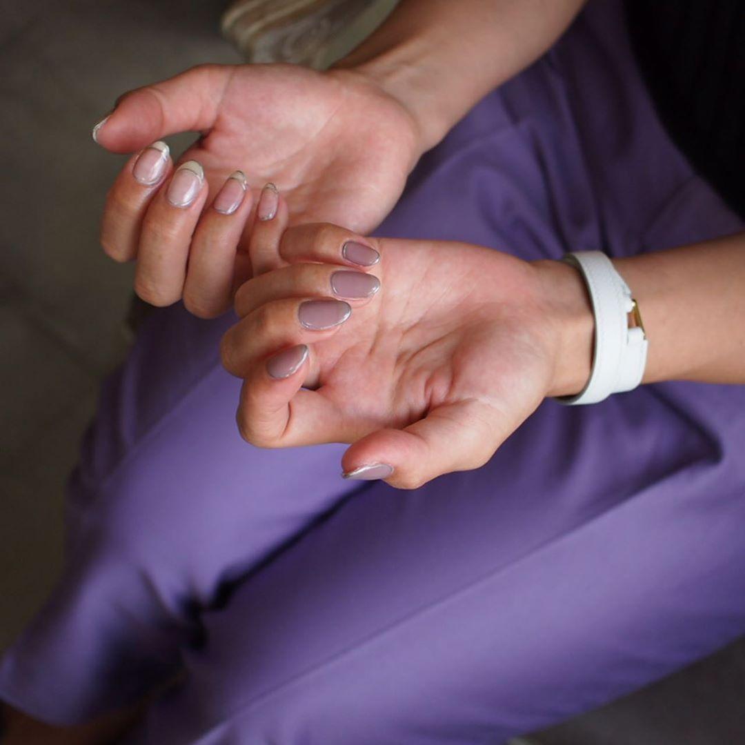 ....nail salon mignonespace.1-15-18FRANCE bldg.2F.LINE nailmignon.7.8.9.