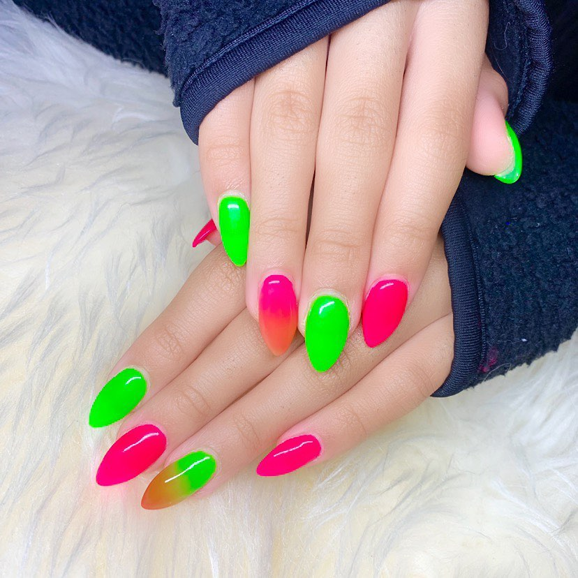 youre one in a melon ....@nailsmagazine
