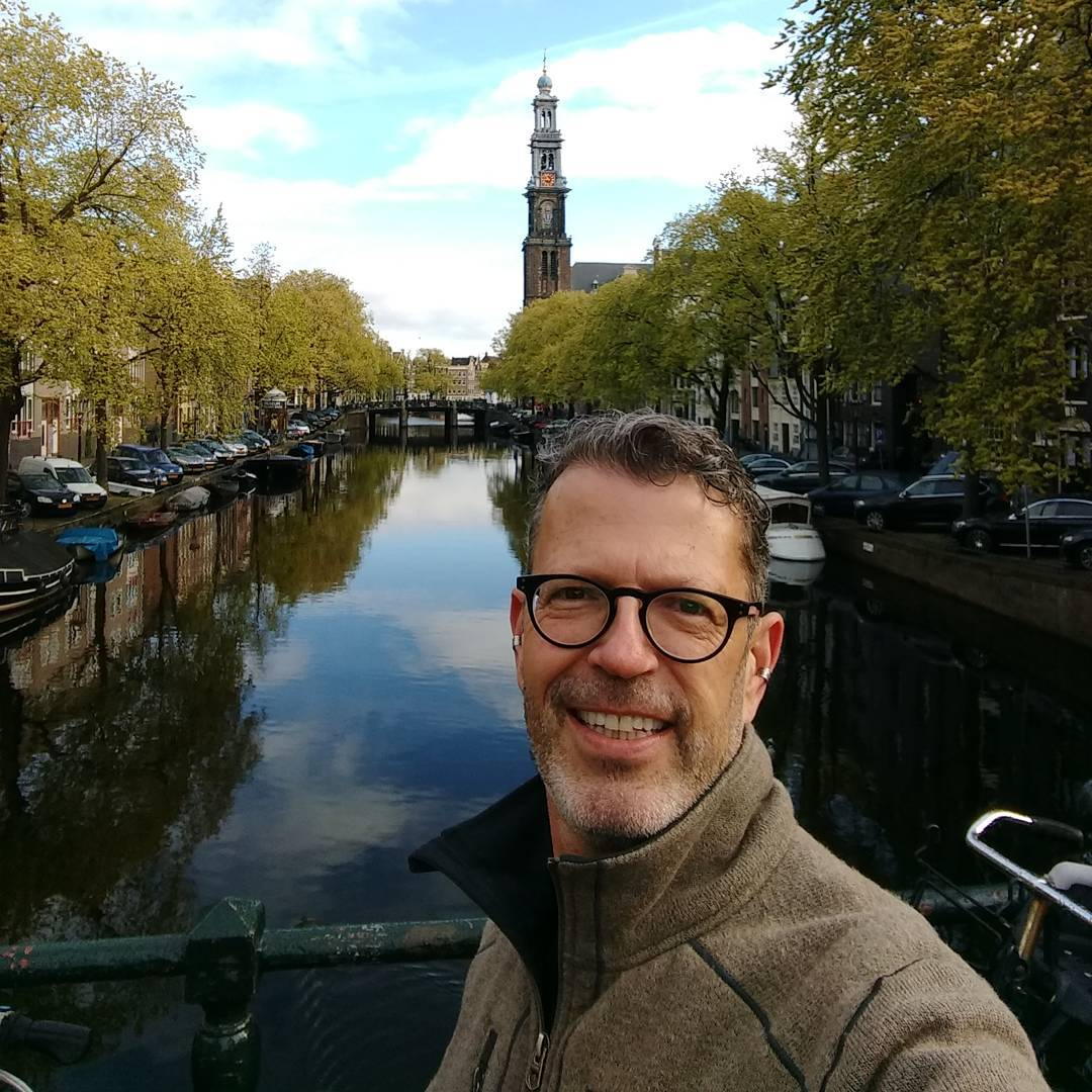 Amsterdam in spring to visit family is an awesome reason to not be in the studio making pottery! travels